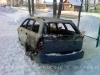 Chevrolet-Lacetti - сгоревший