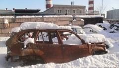 Скупка битых и сгоревших авто