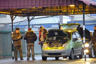 Снятие с учёта ГИБДД аварийного автомобиля