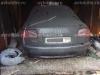 Audi-A8 - сгоревшая