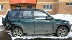 Выкуп кредитных автомобилей после аварии